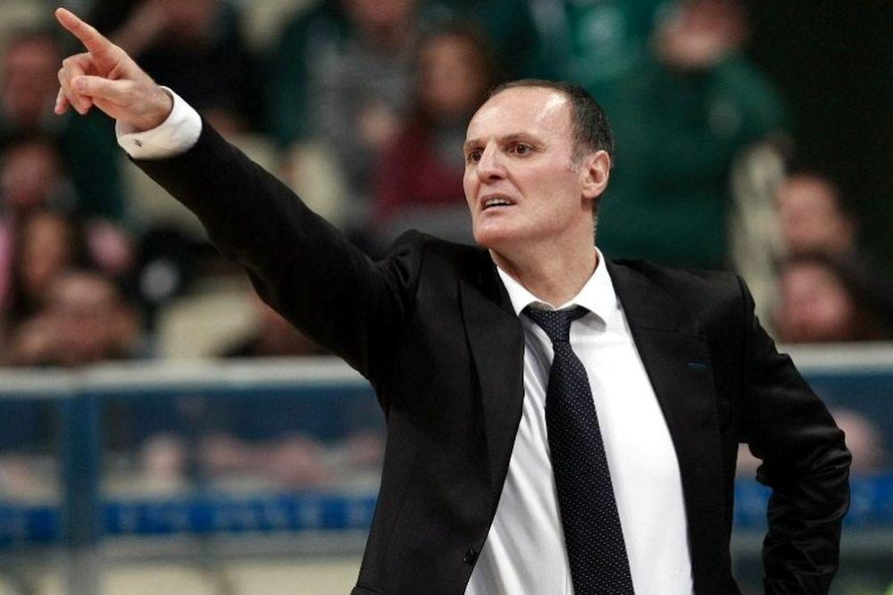 Ιβάνοβιτς: «Να πάρουμε το νταμπλ»