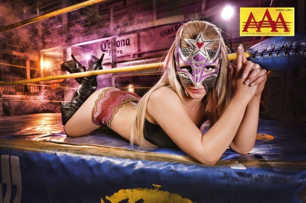 Η Sexy Star του Μεξικού