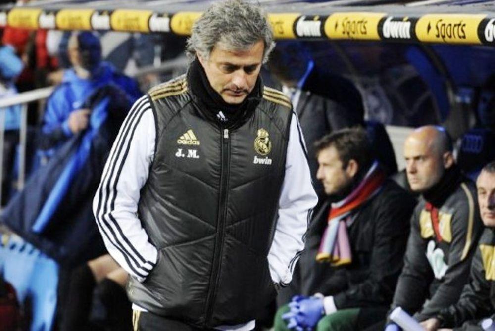 Μουρίνιο: «Περήφανος στη Ρεάλ Μαδρίτης»