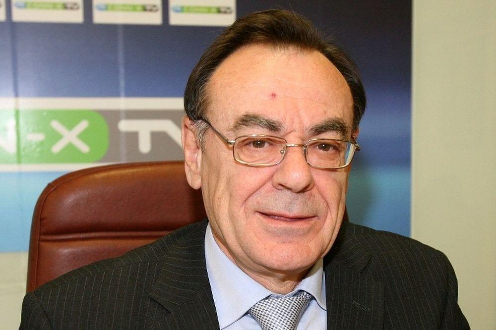 Σφακιανάκης: «Απαισιόδοξος για το μέλλον»