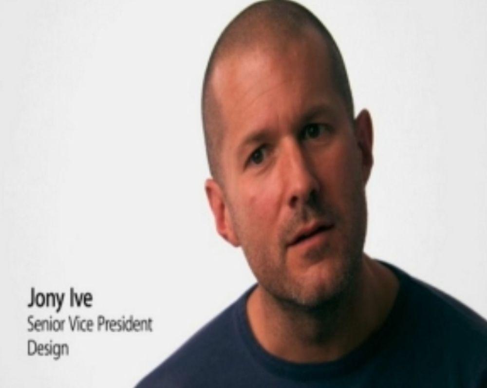 Έγινε Sir o σχεδιαστής του iphone