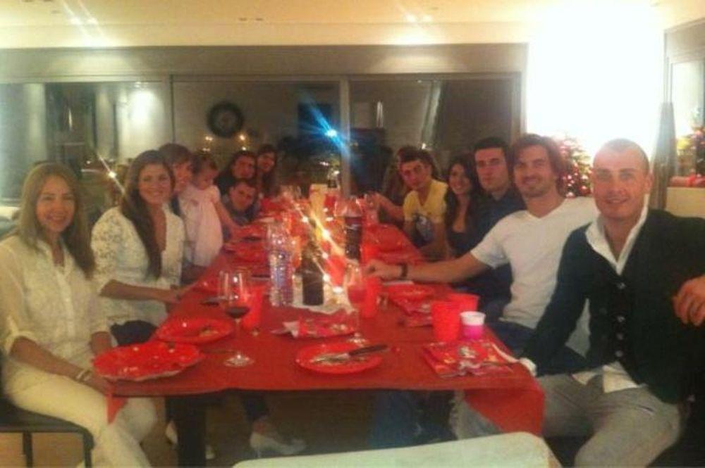 Η «ελληνική» οικογένεια του Μαρκάνο!