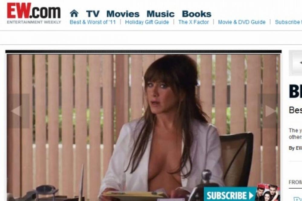 Οι καλύτερες γυμνές στιγμές σε tv, κινηματογράφο το 2011