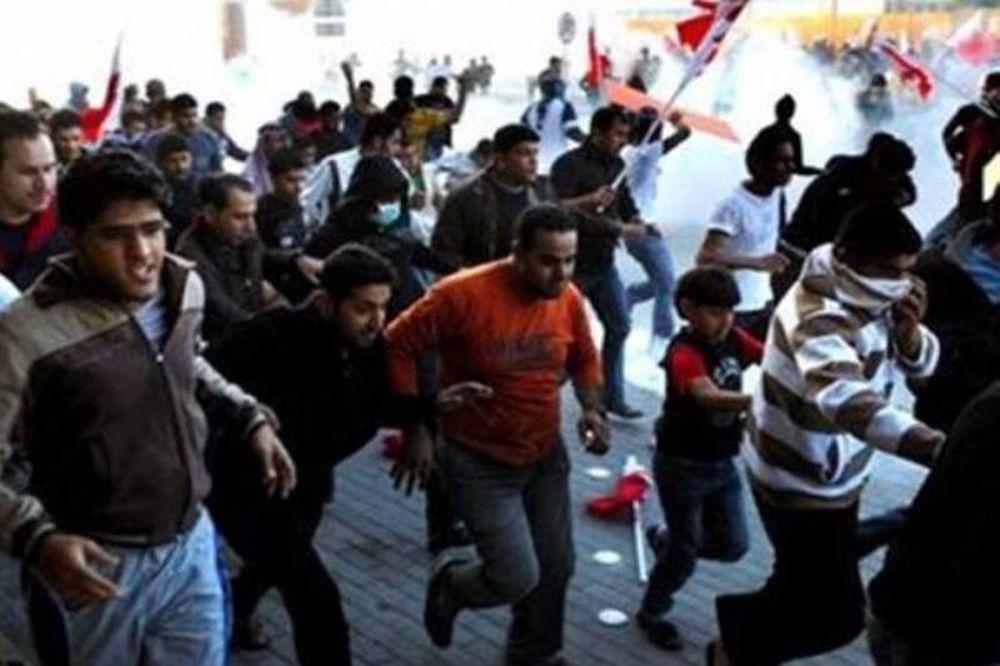 Συγκρούσεις αστυνομίας - διαδηλωτών στο Μπαχρέιν