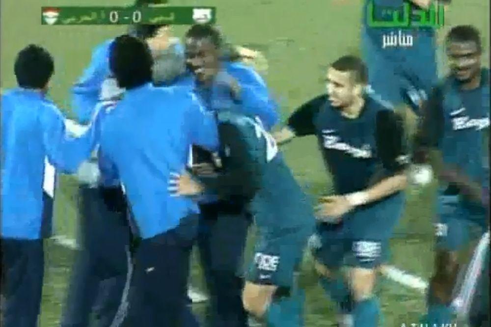 Ο Αλ Χαλαουάνι... killer! (video)