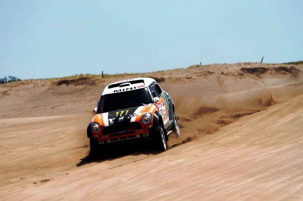 Dakar 2012: Τραγική η εκκίνηση (photos & Videos)