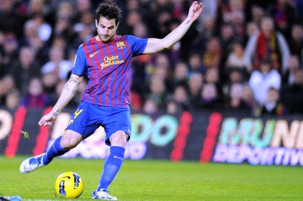 Φάμπρεγκας: «Όνειρό μου το Champions League»