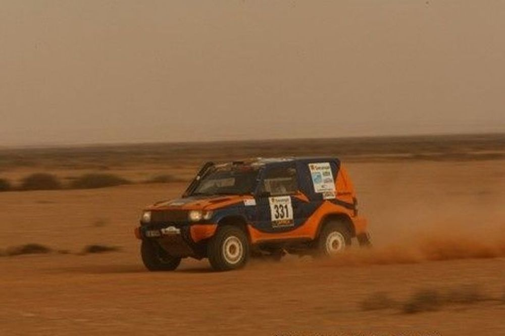 Africa Eco Race 2012: Ημέρα ξεκούρασης
