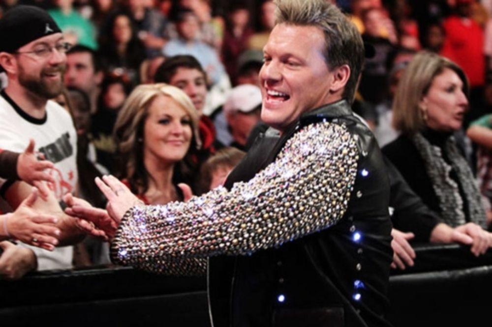 Ο Jericho επέστρεψε στο Raw!