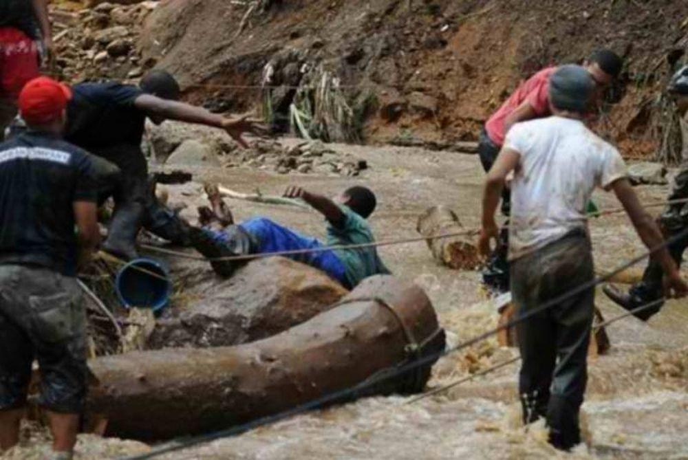 Νεκροί από κατολισθήσεις στην Βραζιλία