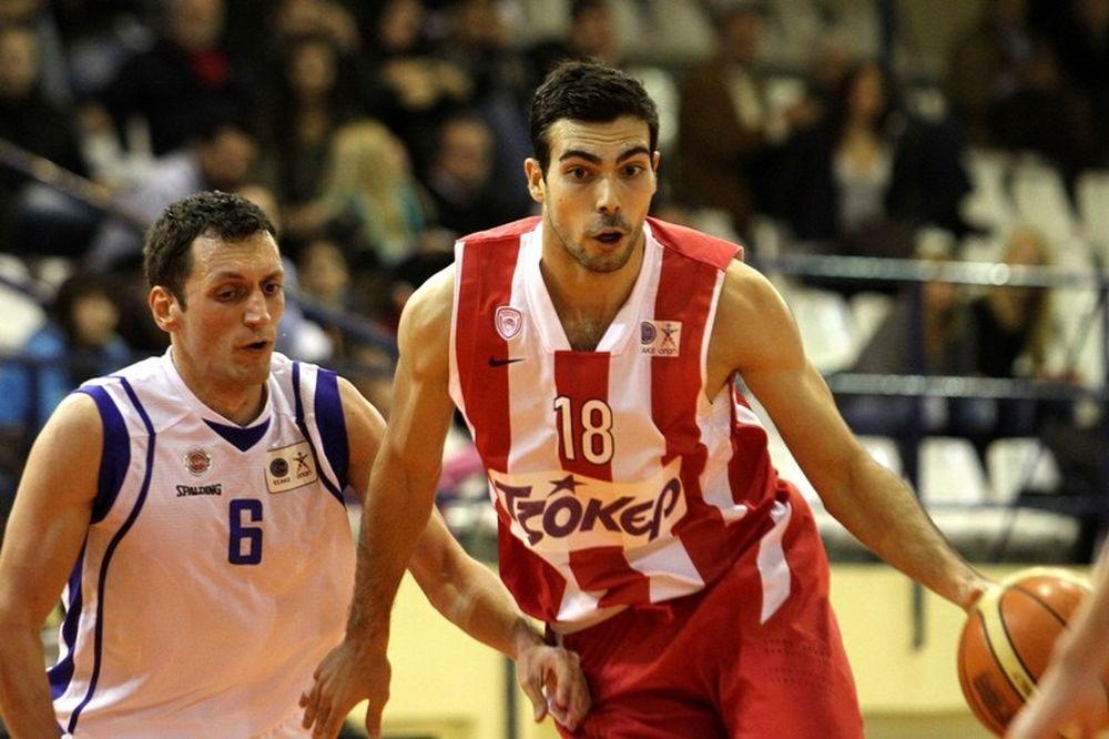 Σλούκας: «Ο Ολυμπιακός έχει ταλέντο και παίκτες»