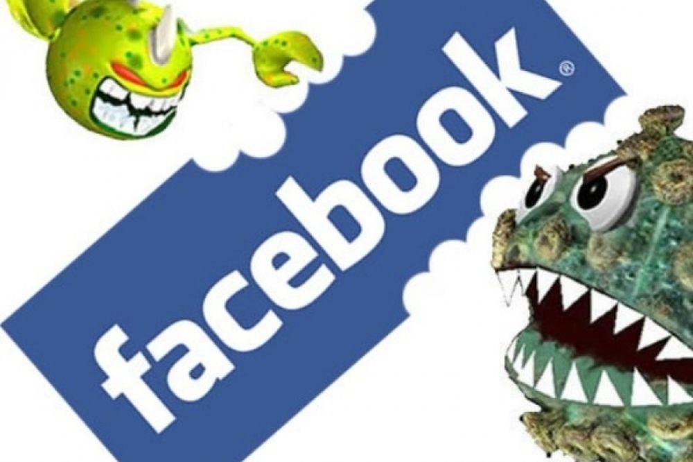 Γεμάτο ιούς το facebook