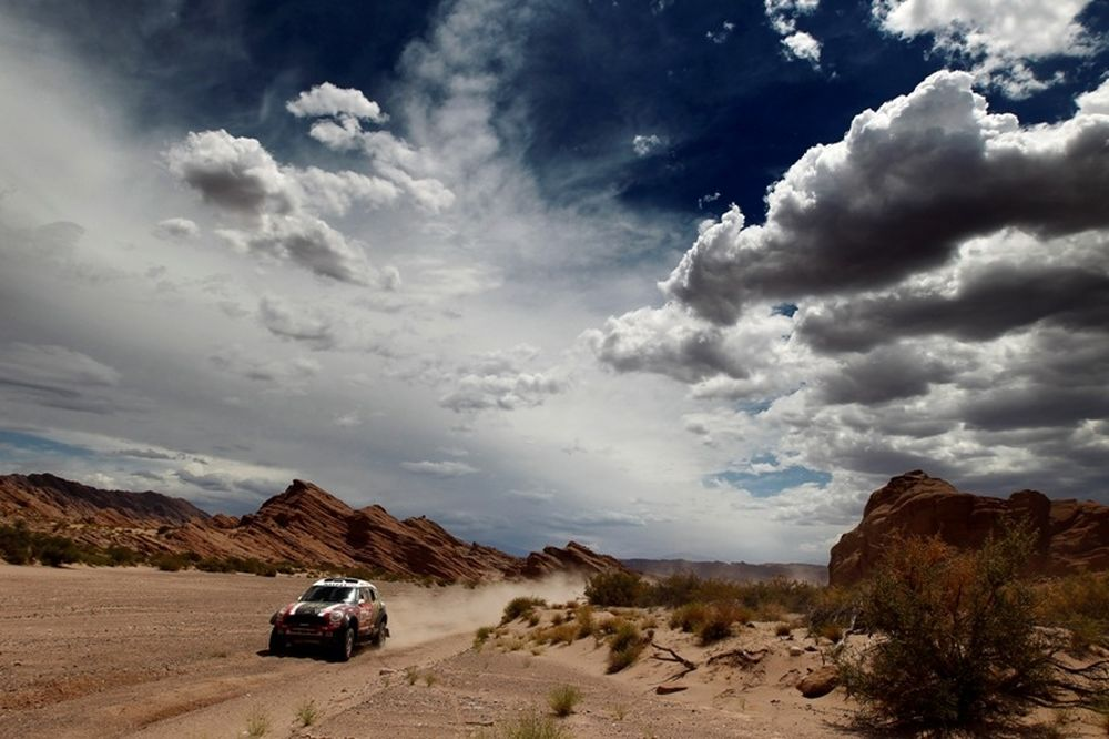 Dakar 2012: Ακυρώθηκε η 6η ειδική διαδρομή