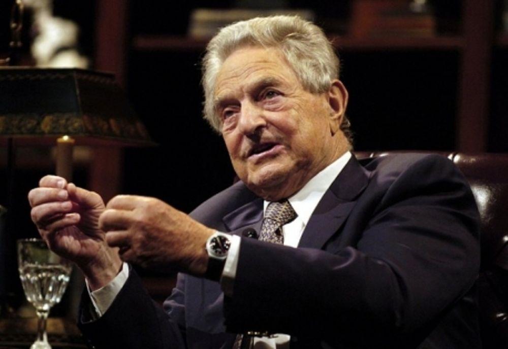 Σόρος: Καταστροφή η κατάρρευση του ευρώ