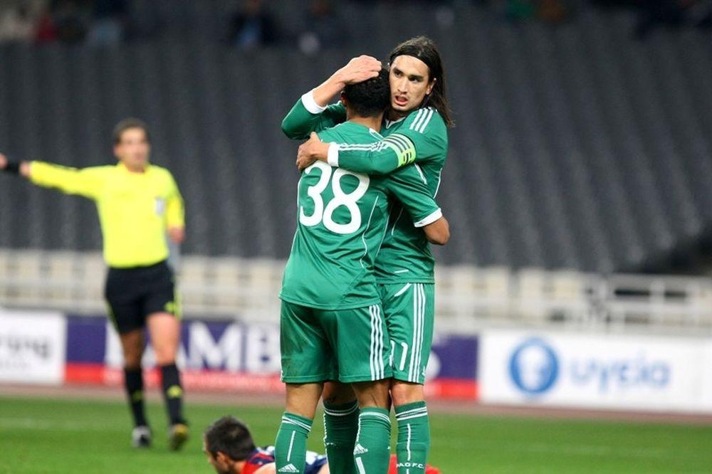 Με κορυφαίο Βιτόλο και σκόρερ Λέτο 1-0 την Κέρκυρα ο Παναθηναϊκός (photos+videos)