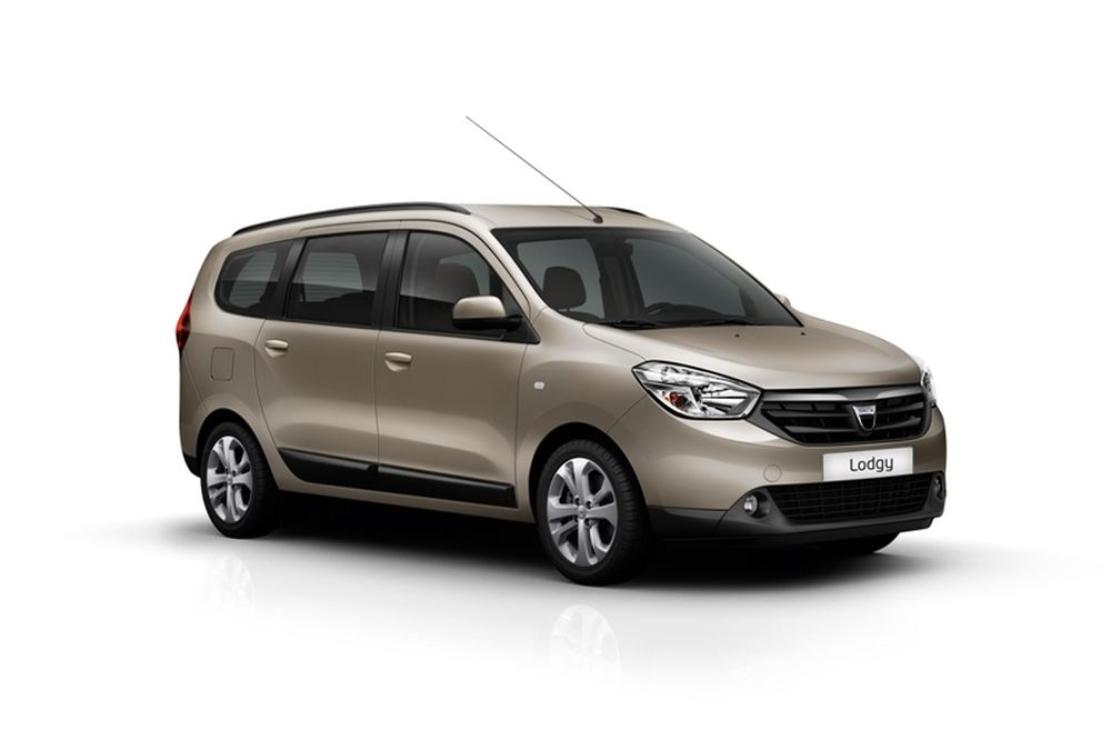 Νέο Dacia Lodgy