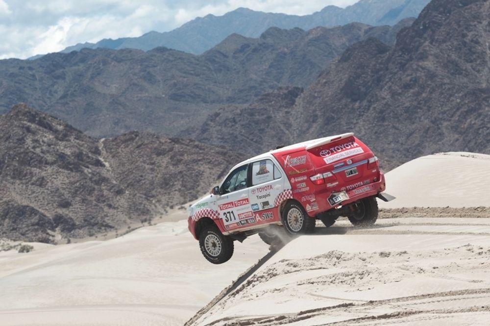 Dakar 2012: Ημέρα ξεκούρασης