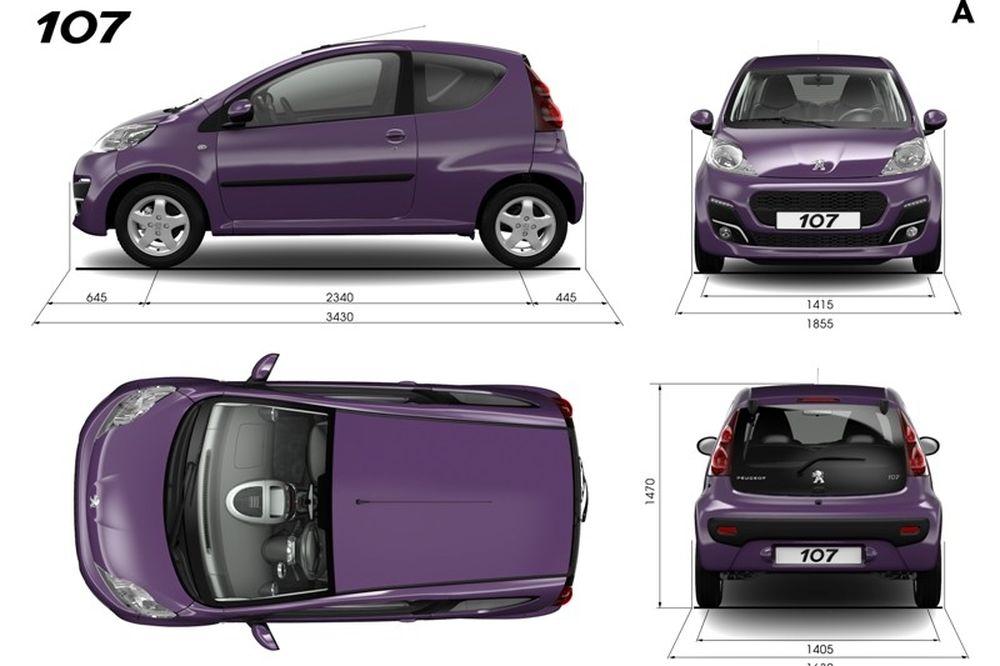 Νέο Peugeot 107: Μία νέα αστική πρόταση