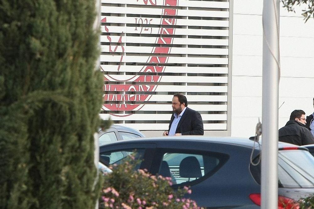 Πρόστιμο - «μαμούθ» ανακοίνωσε ο Μαρινάκης (photos)