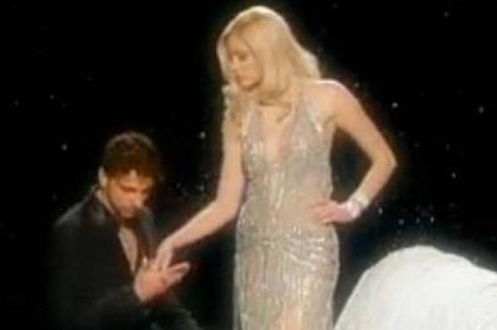 Η Ρία Αντωνίου στο ιταλικό Dancing with the stars (video)