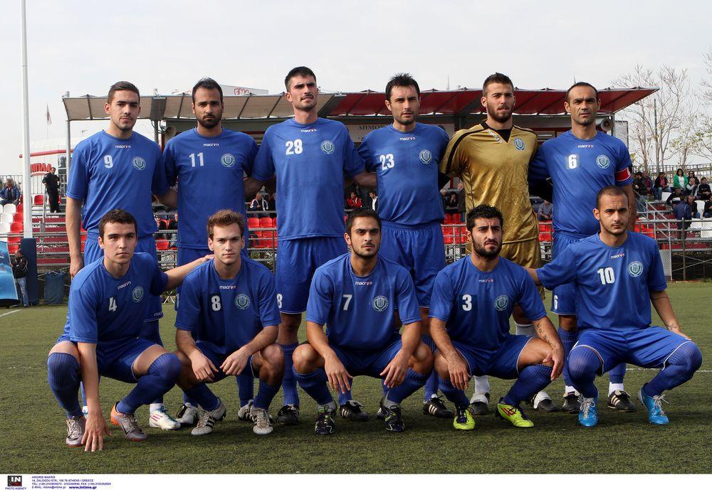 Τσαρτσίδης: «Ήταν ένα μέτριο ματς»