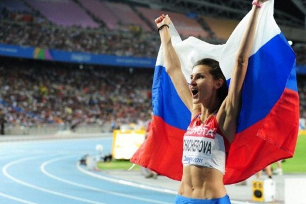 Πέρασε τα 2 μέτρα η Τσιτσέροβα