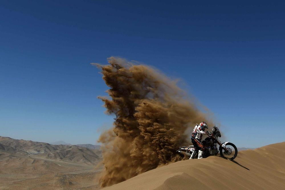 Ράλι Dakar 2012: Νέα εβδομάδα νέοι πρωταγωνιστές