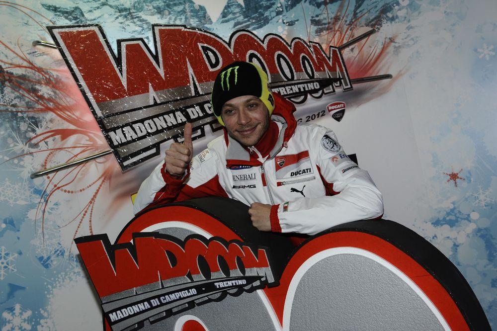 MotoGP: Ρόσι, Χέιντεν και Αλόνσο στο Wrooom
