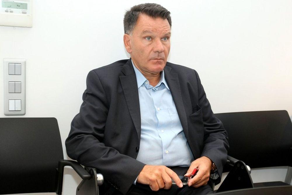 Κούγιας: «Συνεχίζουμε με Φυντάνη»