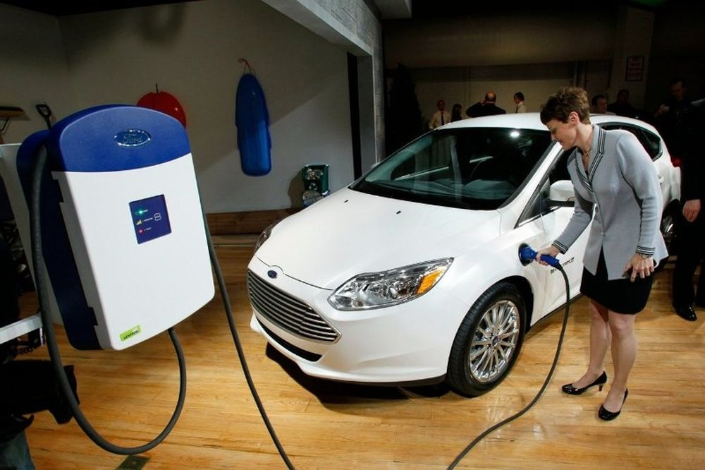 Το Ford Focus Electric είναι έτοιμο (οδηγούν ήδη στην Google)