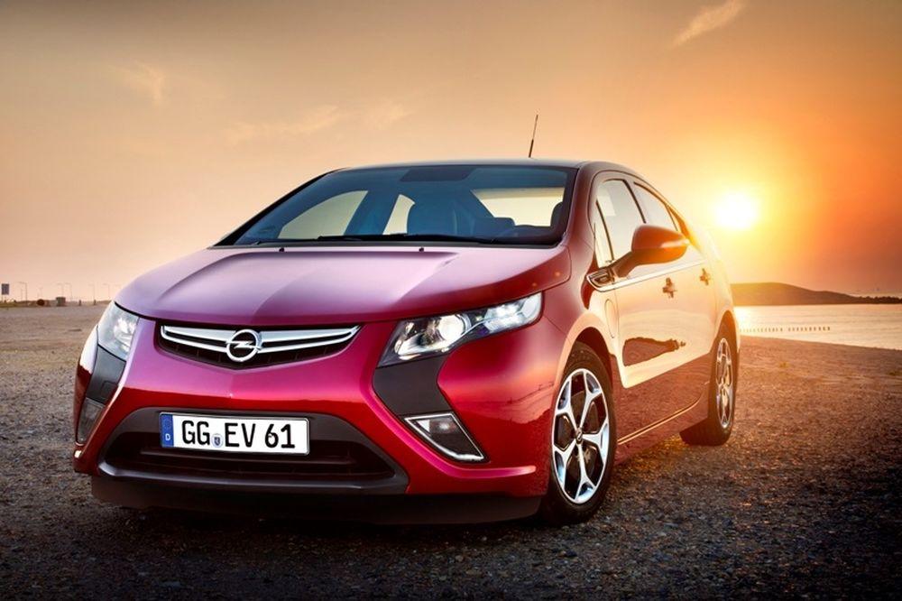 Το Ampera υποψήφιο για το: Αυτοκίνητο της Χρονιάς 2012