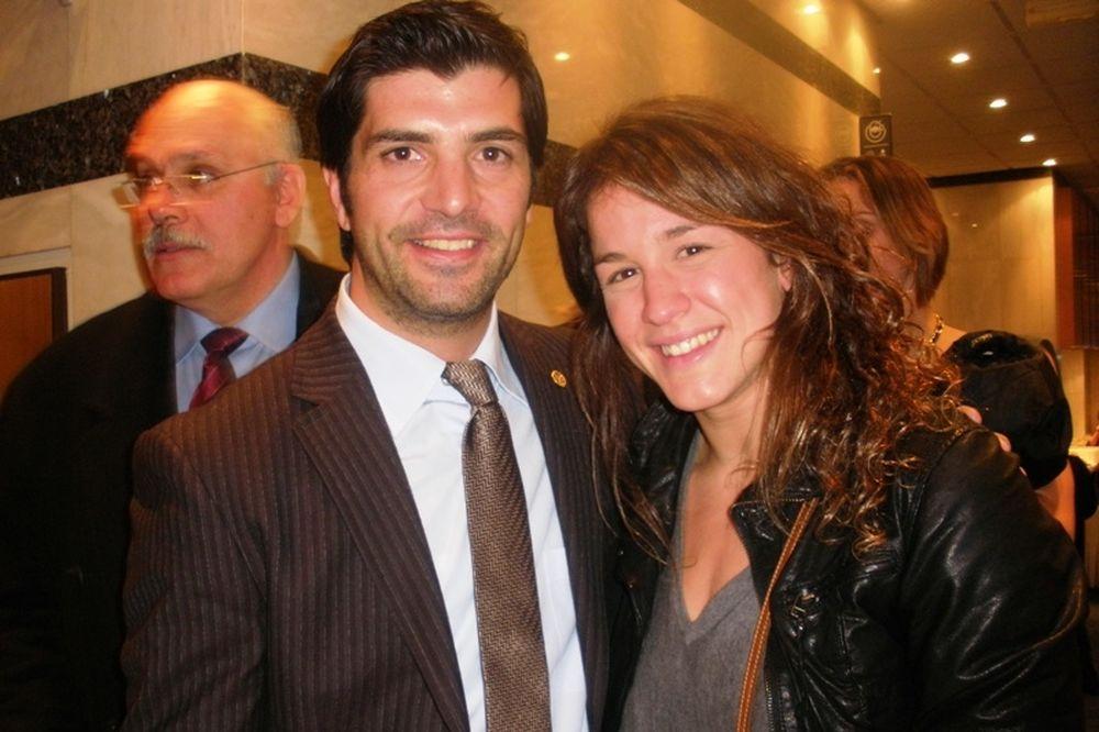 Όταν ένας Ολυμπιονίκης συναντά μια Παγκόσμια πρωταθλήτρια