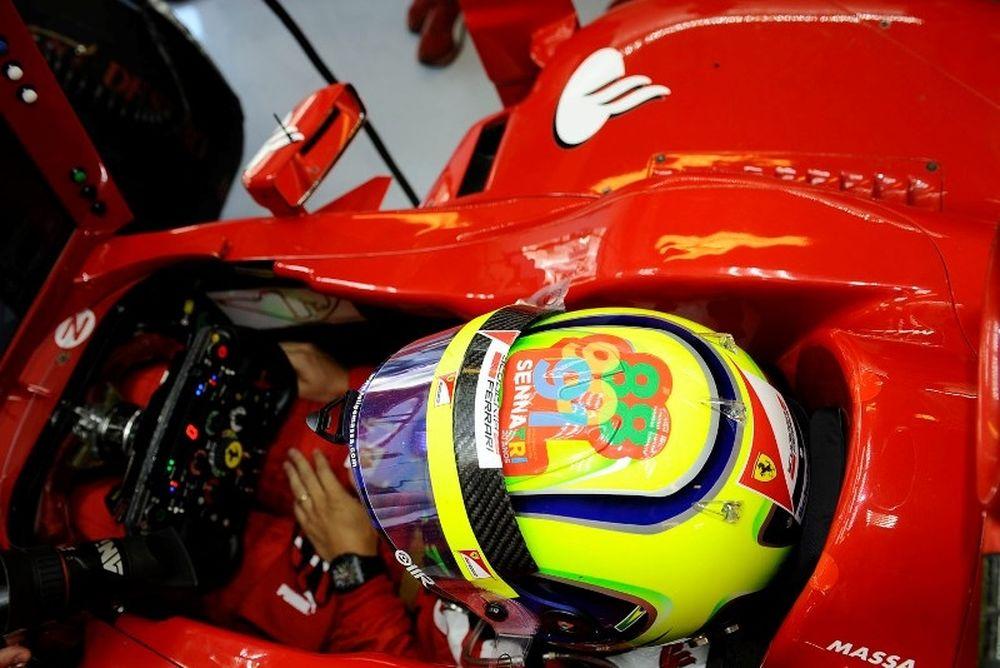 F1: Ο Μάσα στο ντεμπούτο της Ferrari