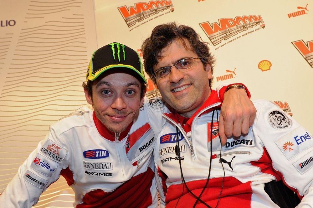 MotoGP Wroom 2012 Πρετσιόζι: «Το 90% της Ducati GP12 είναι καινούργιο»