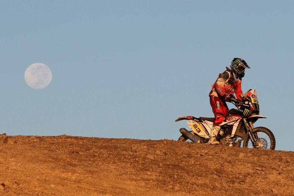 Ράλι Dakar 2011: Τα φαβορί στην κορυφή