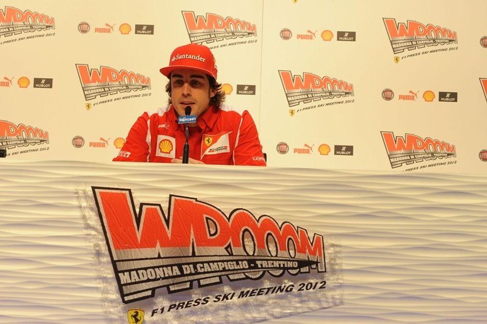 Φ. Αλόνσο: «Θέλουμε περισσότερες δοκιμές στην F1»