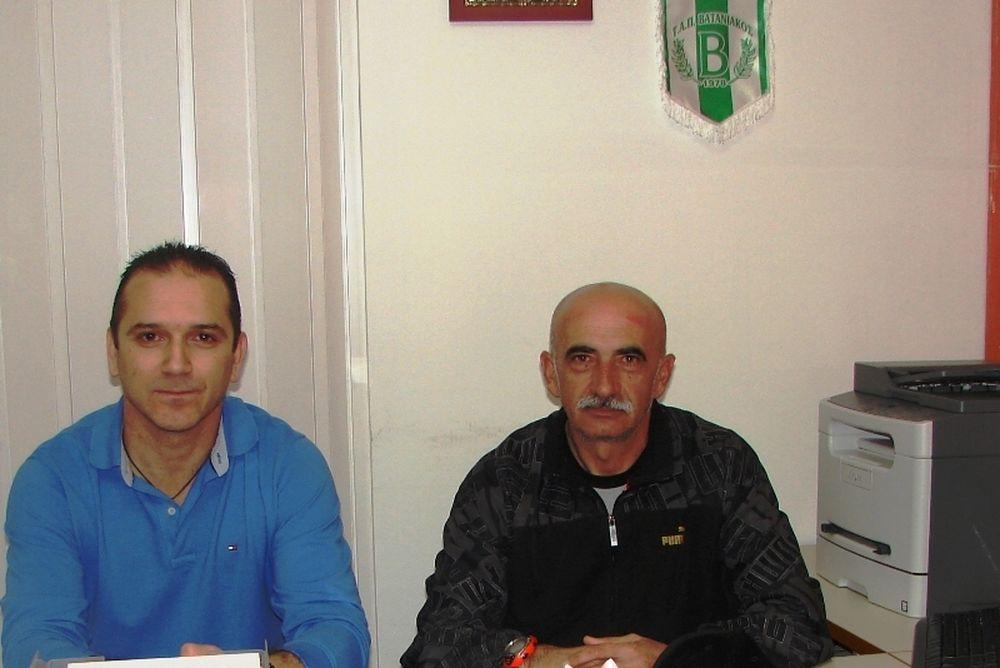 Ιωαννίδης: «Θέλουμε νίκη με Γάζωρο»
