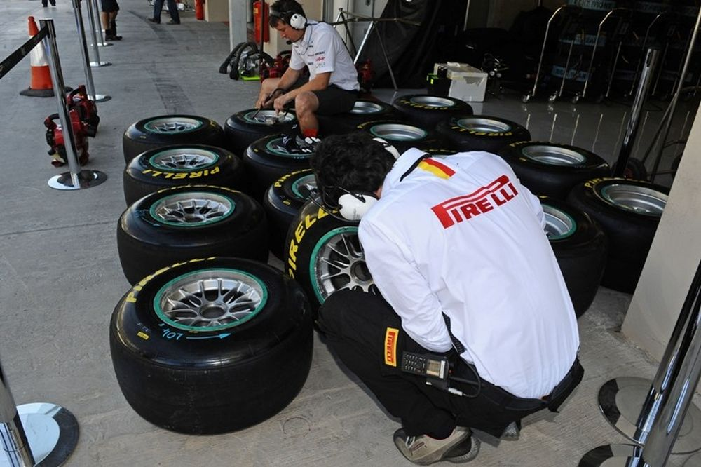 F1: Στις 25 /1 η παρουσίαση των ελαστικών F1 της Pirelli
