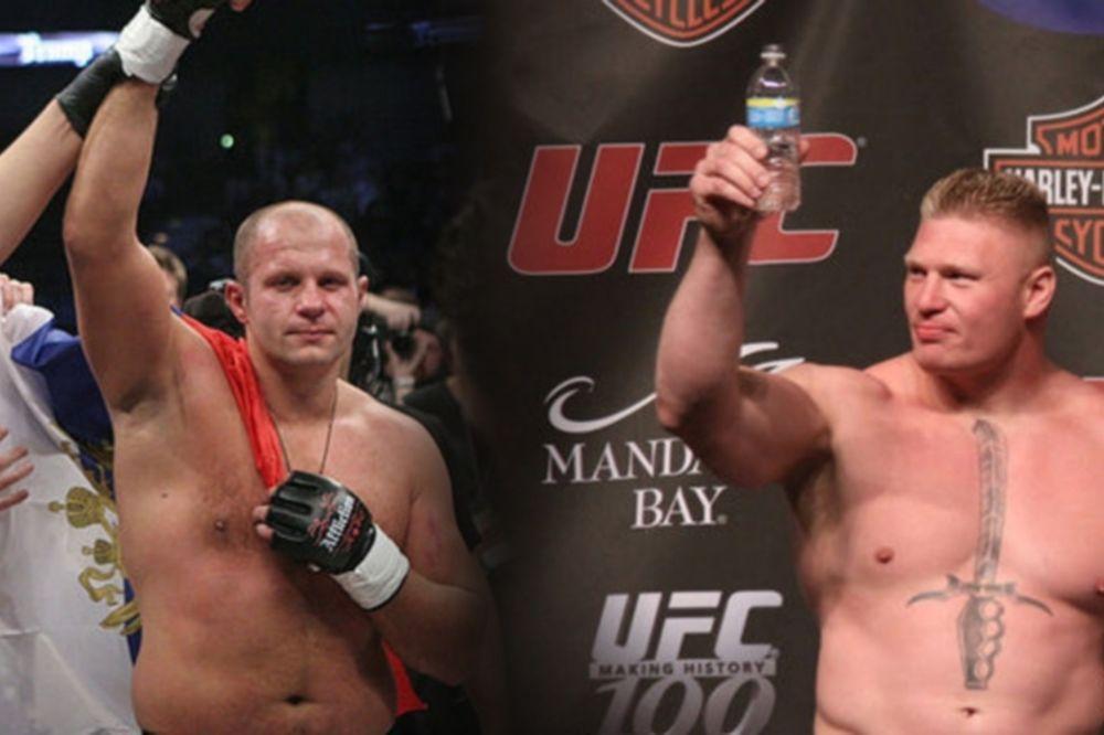 «Σύγκρουση» Lesnar με Emelianenko!