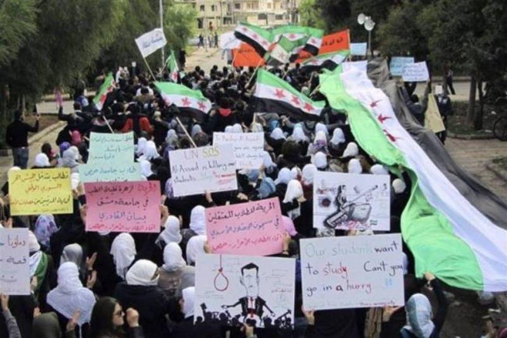 Φόβος για εμφύλιο στη Συρία
