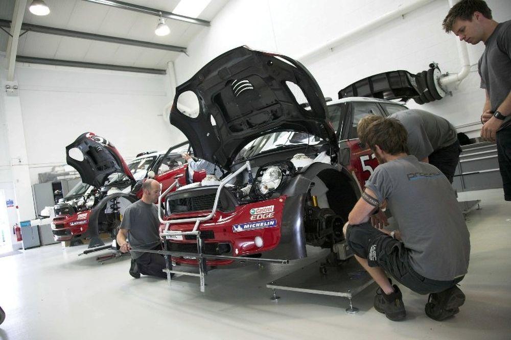 WRC: Ο Ντέιβιντ Ρίτσαρντς  αφήνει την ομάδα της Mini