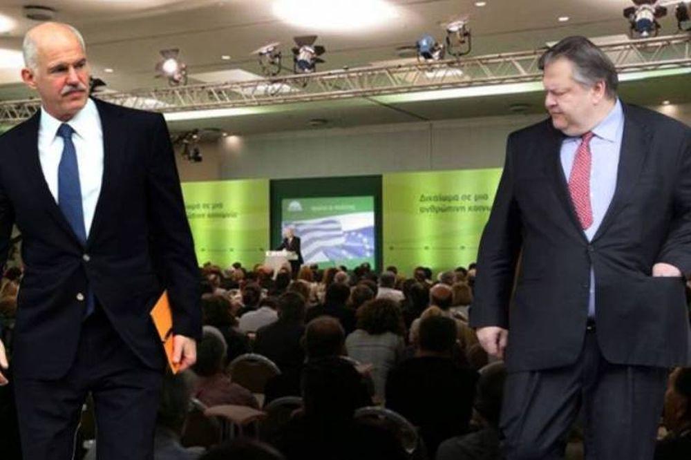 Δεν βάζει υποψηφιότητα στις εκλογές του ΠΑΣΟΚ ο Βενιζέλος