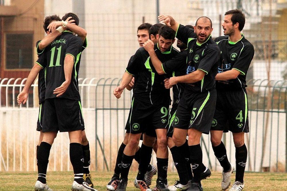 Αχαρναϊκός - ΑΠΕ Μικρασιατική 2-0