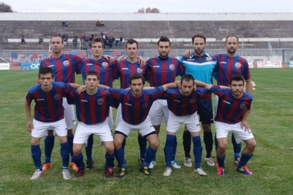 Πίνδος Κόνιτσας – Τρίκαλα 2011 0-0