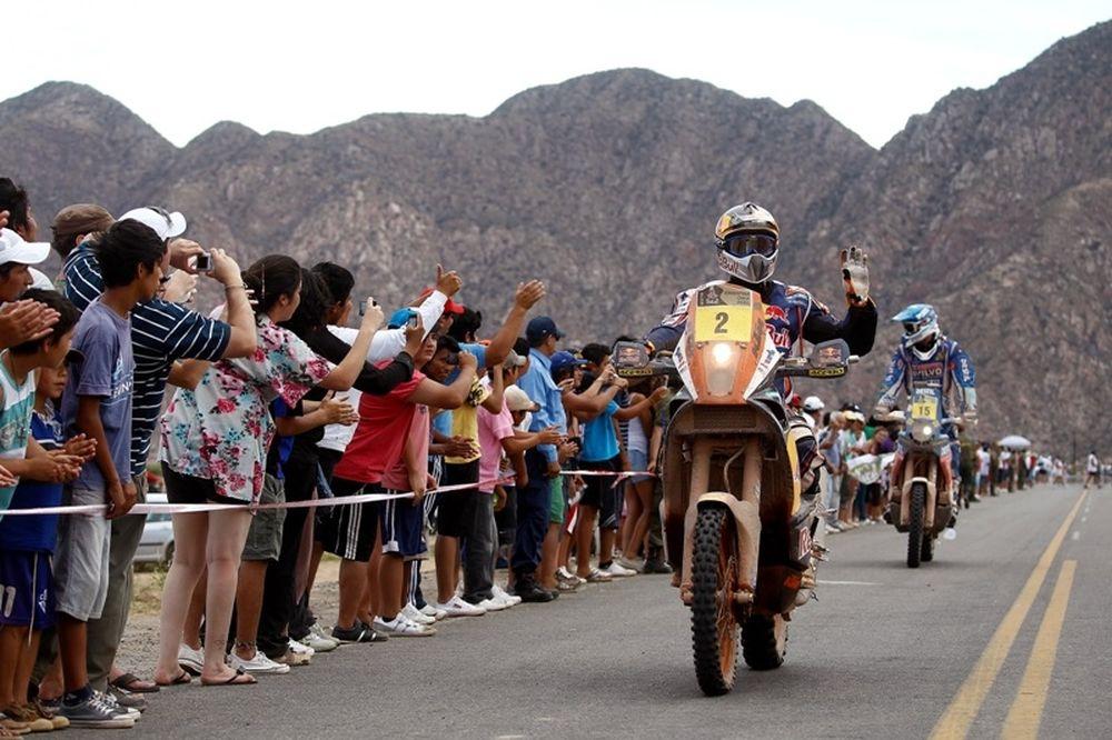 Dakar 2012: Πετερανσέλ & Ντεπρέ οι νικητές