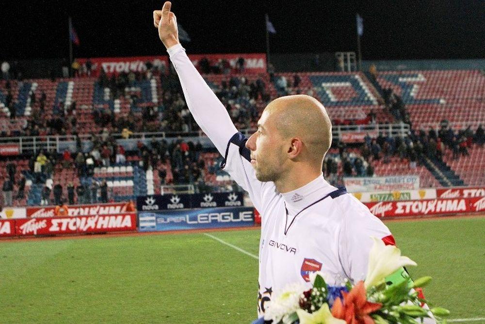 Το «αντίο» του Τσότσαλιτς (photos)