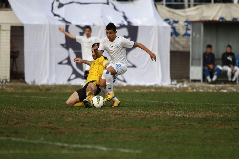 Ορφέας Ελευθερούπολης – ΑΟ Καβάλας 2-0
