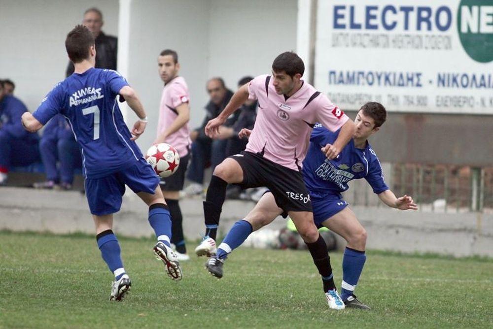 Κιλκισιακός-Οδυσσέας Κορδελιού 0-1