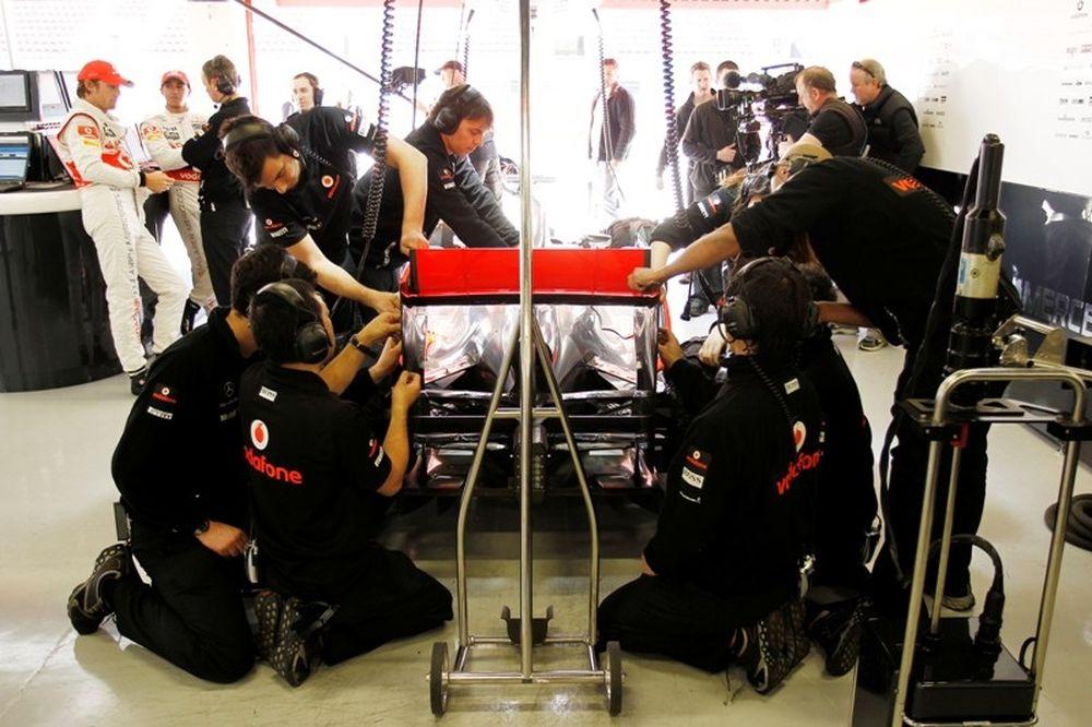 F1 McLaren MP4-27: Ραντεβού στο Woking