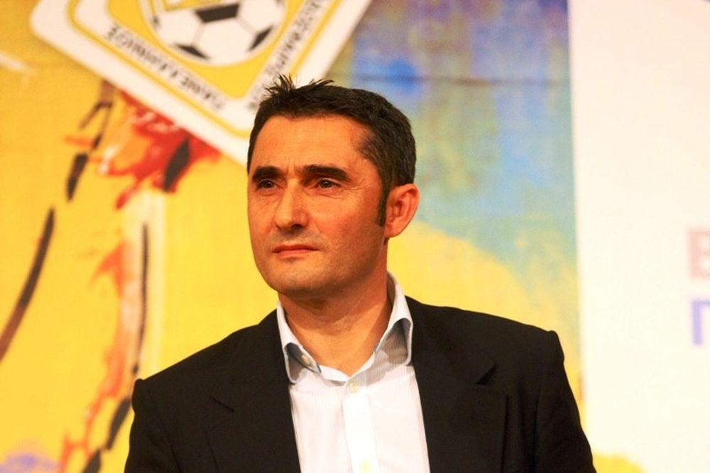 Βαλβέρδε: «Ευγνώμων στο ελληνικό ποδόσφαιρο»
